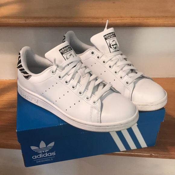 adidas Shoes - Adidas Stan Smith Zebra 🖤 adf798c95